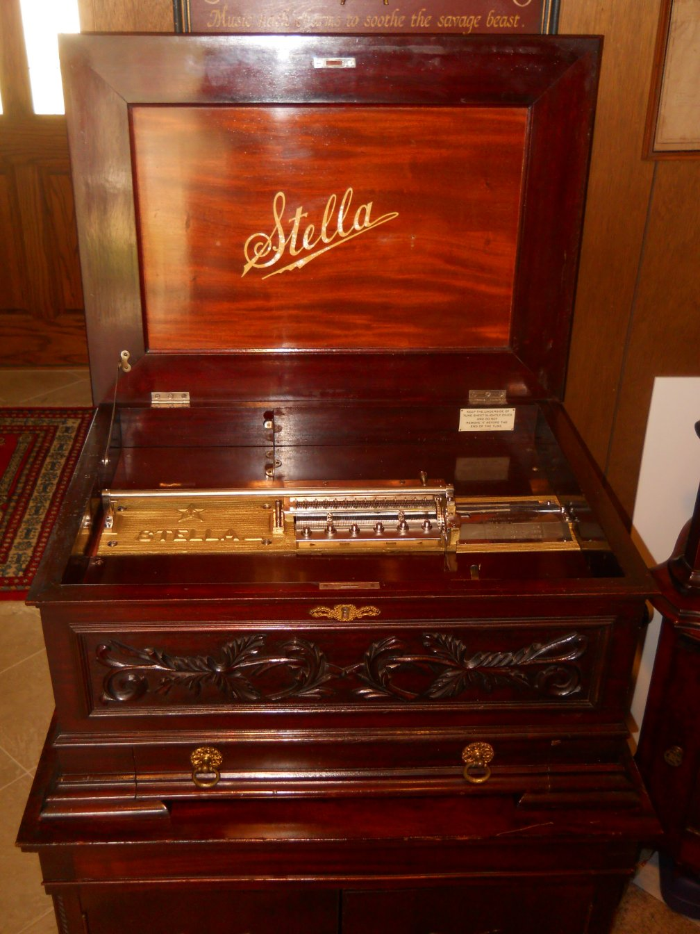 Bill Wineburgh S Music Boxes For Sale